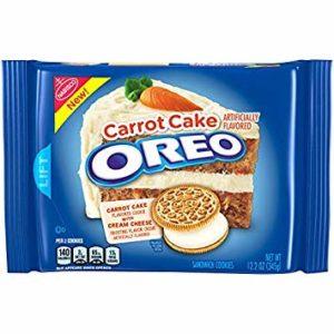 Oreo - Carrot Cake