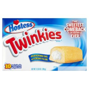 American Candy, twinkies