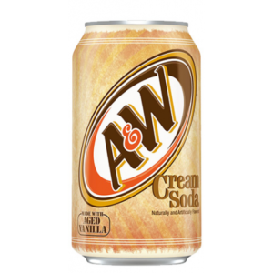 American Soda - A&W Cream Soda