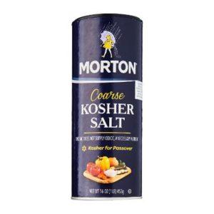 American Grocery, Salt
